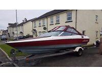 Arriva bow rider 3.0 mercruiser ( bayliner bowrider speedboat )