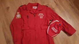 The Red Arrows RAF Royal Air Force Children's Flying Suit
