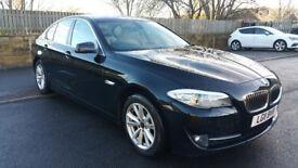 2011 BMW 520D **12 MONTHS MOT** TWO KEYS