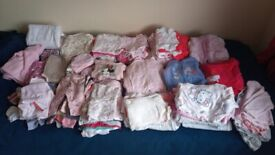 Baby girl clothes 0-1year