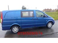 crew vans for sale uk