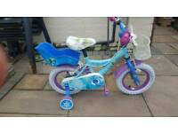 Kiddies frozen bike for sale for sale