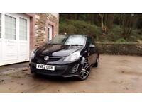 Vauxhall Corsa 1.4 turbo black edition * low mileage 120bhp * 2 owner