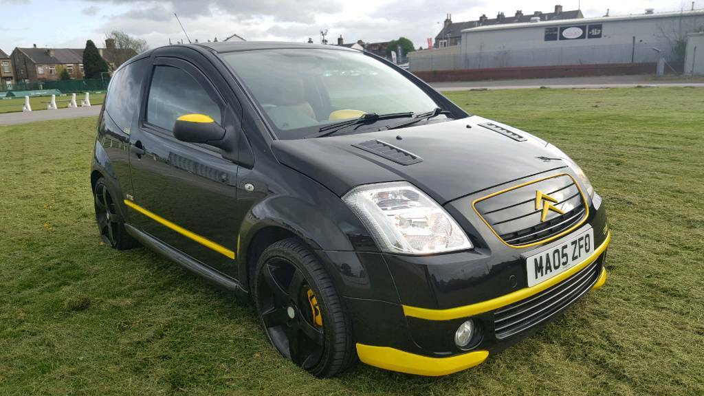 2005 citroen c2 vtr automatic with paddle shift function mot 14 04 2018 highly modified in. Black Bedroom Furniture Sets. Home Design Ideas