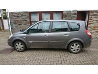 Renault Grand Scenic - Repairs or Spares - Clutch gone