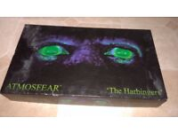 Atmosfear VHA video and board game classic excellent condition boxed