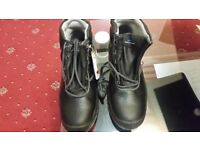 work safety toe cap shoes
