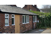 1 Bedroom selfcontained flat with off road parking full central heating Bills included SK2 6RS