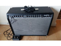FENDER Champion 100 guitar amp, like new, never used for gigging.