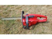 Champion 41cm, 38cc petrol chain saw