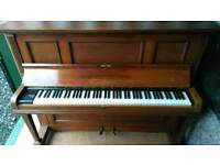 Rogers & sons upright piano including nationwide delivery