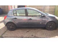 Renault clio spares and repair