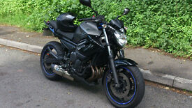 Yamaha XJ6 SP