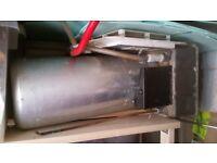 Carver cascade gas water heater