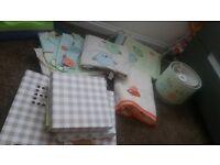 NEXT ziggy and friends nursery bedding set