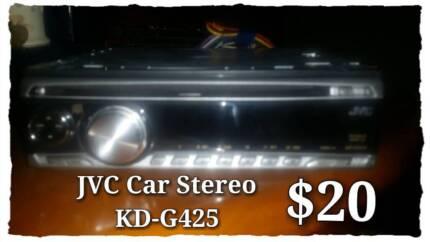 JVC KD-G425 Car Stereo