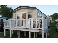 Rockley Park caravan rental