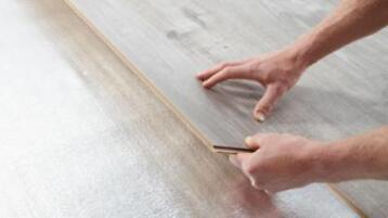≥ laminaat leggen repareren veel ervaring vloerleggers en