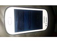 Samsung mobile fame all networks white