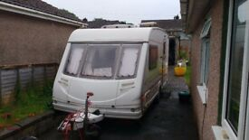 Eccles Sterling Caravan ,in very nice condition re/advertised due to time wasters ,!!!!