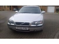 Volvo S60 ,5 cylinder Turbo,stunning condition,leather interior....