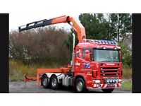 Specialist recovery, cars, small vans, large vans, busses, rigid HGV, Articulated HGV and plant