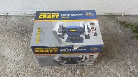 bench grinder - new in box £15