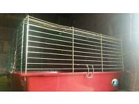 Guinea pig cage 76x46x42cm