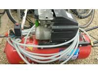 Portland air compressor 11 bar