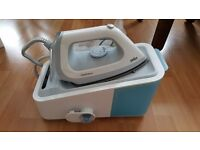 Braun CareStyle Steam Generator Iron with Large Container Ironing System 2400W 1.4L