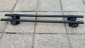 Pair of Halfords Roof Bars 3