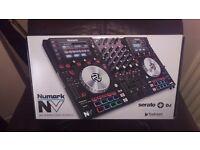 Numark NV controller, boxed, hardly used £380 ono