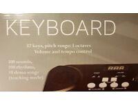 Sheffield Keyboard 37 keys - Black