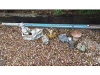 FREE Garden small sculptures/figures