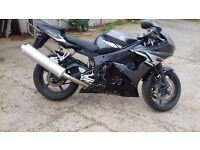 Yamaha yzf 600 r6 5sl one owner