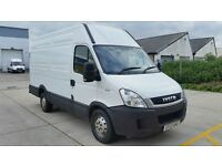 IVECO DAILY 2012,35S13 MWB - NEW MOT, SERVICED, LOW MILEAGE, ONE OWNER, NO VAT