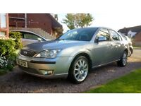 Ford Mondeo diesel, excellent condition motd April 2019,genuine ford 18 inch alloys