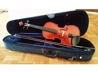 Stentor Violin 3/4 size in good condition £40