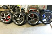 MERCEDES ALLOY WHEELS 235/35 ZR 19
