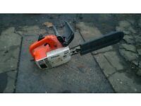 stilh chainsaw used in good working order