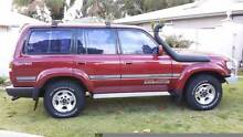 LandCruiser  Sahara  6.5 ltr V8 CHEV Turbo Diesel 80 series Gwelup Stirling Area Preview