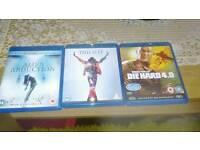 Blueray films