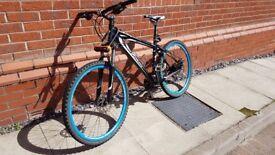 Bike specialized hardrock, size 17