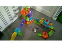 Vtech toot toot drivers toys, smoke and pet free house