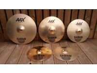 Sabian AAX Stage Performance pack