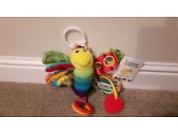 NEW Lamaze play and grow Freddie the firefly toy