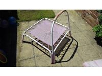 Small childs trampoline - needs fixing