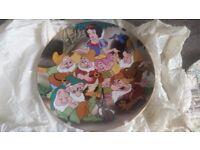 Snow White collectors plate