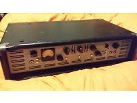 Ashdown Evo II ABM 900 bass amp head.