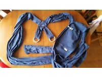 Close Caboo Baby Carrier in excellent condition